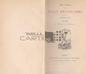 Poesies 1879-1888 / Poezii;Prisma Bucuria