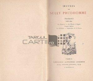 Poesies 1866-1872 / Poezii 1866-1872; Testele Grajdurile lui Augias crochiuri italiene singuratatile impresii din razboi