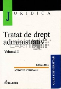 Tratat de drept administrativ