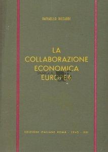La collaborazione economica europea / Colaborarea economica europeana