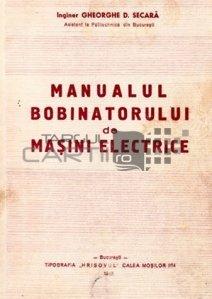 Manualul bobinatorului de masni electrice
