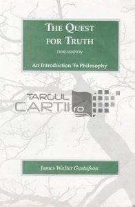 The quest for truth / In cautarea adevarului; o introducere in filosofie