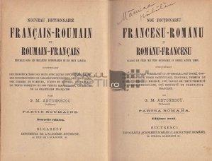 Nou dictionariu francesu-romanu si romanu-francesu