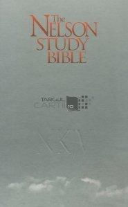 The Nelson study Bible / Studiul bibliei realizat de editura Nelson
