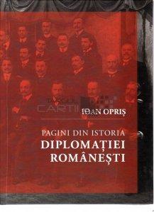 Pagini din istoria diplomatiei romanesti