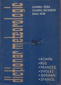 Dictionar meteorologic