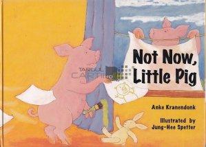 Not Now, Little Pig