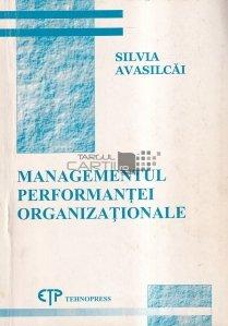 Managementul performantei organizationale