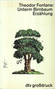 Unterm birnbaum erzahlung / Sub povestea cu pere