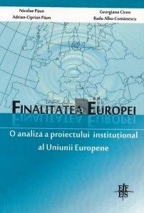 Finalitatea Europei