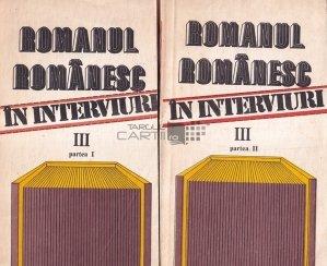 Romanul romanesc in interviu