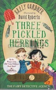 Three Pickled Herrings