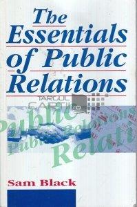 The Essentials of Public Relations