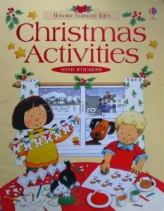 Christmas Activities With Stickers