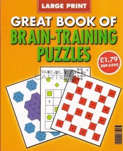 Great Books of Brain-Training Puzzles