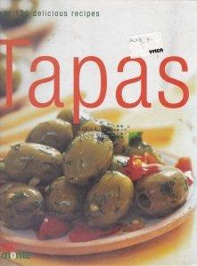 Over 100 Delicious Recipes: Tapas
