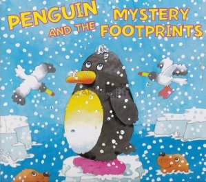 Penguin and the Mystery Footprints