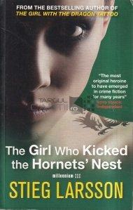 The Girl Who Kicked the Hornet's Nest / Reg Keeland