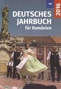 Deutsches jahrbuch fur Rumanien / Anuarul german pentru Romania