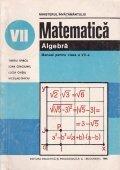 Matematica - Algebra