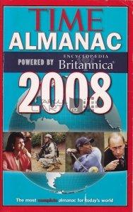 Time Almanac 2008 / Almanahul Timpului: 2008 - Cel mai mare almanah al zilelor noastre