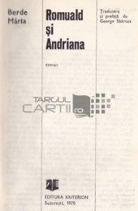 Romuald si Andriana
