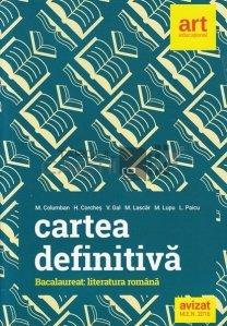 Cartea definitiva: literatura romana