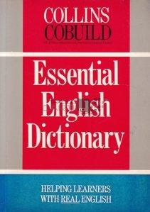 Essential English Dictionary / Dictionar Esential al Limbii Engleze