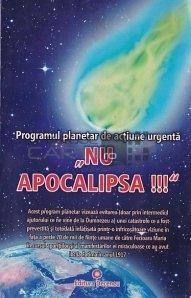 Nu apocalipsa!!!