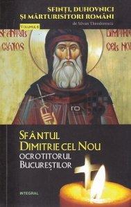 Sfantul Dimitrie cel Nou. Ocrotitorul bucurestenilor