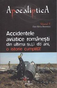 Accidentele aviatice romanesti din ultima suta de ani, o istorie cumplita