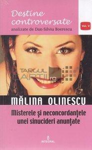 Malina Olinescu. Misterele si neconcordantele unei sinucideri anuntate