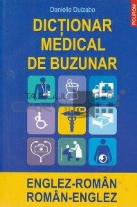 Dictionar medical de buzunar englez-roman / roman-englez