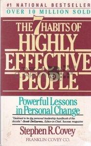 The 7 Habits of Highly Effective People / Cele 7 obiceiuri ale oamenilor foarte eficienti