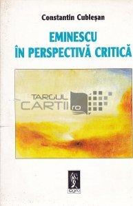 Eminescu in perspectiva critica