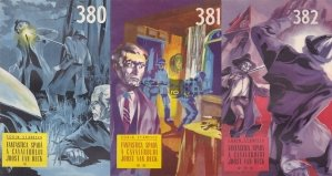 Colectia povestiri stiintifico-fantastice, nr. 380-382