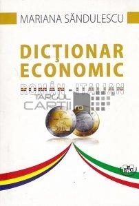 Dictionar economic roman-italian