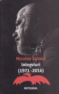 Nicolae Covaci Interviuri (1971-2016)