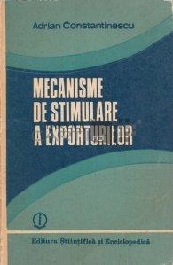 Mecanisme de stimulare a exporturilor