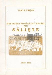 Reuniunea romana de cantari din Saliste