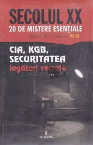 CIA, KGB, Securitatea