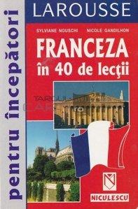 Franceza in 40 de lectii
