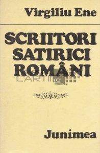 Scriitori satirici romani