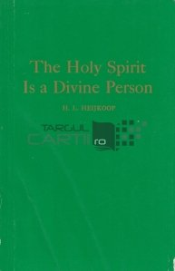 The Holy Spirit Is a Divine Person
