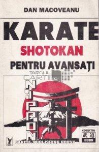 Karate Shotokan pentru avansati