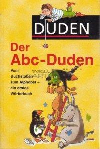 Der ABC - Duden / Alfabetul