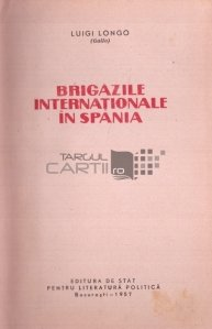 Brigazile internationale in Spania