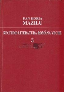 Recitind literatura romana veche