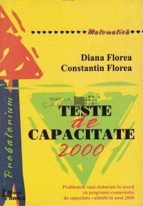 Teste de capacitate 2000