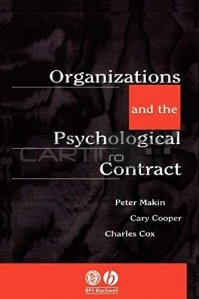 Organisations and the Psychological Contract